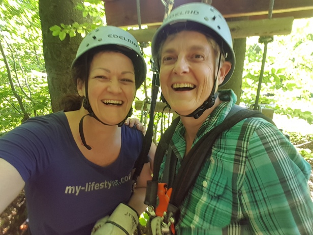 Kletterwald, Erlebnis, challenge, outdoor, Spaß