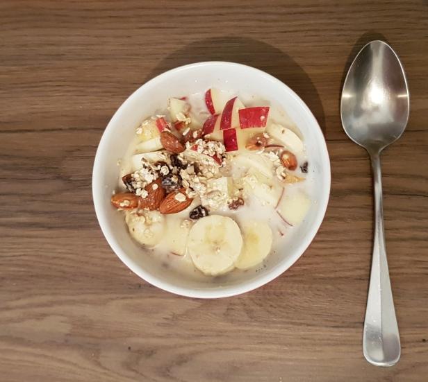 Ballaststoffe, gesunder Darm, Müsli, Ernährungsberater