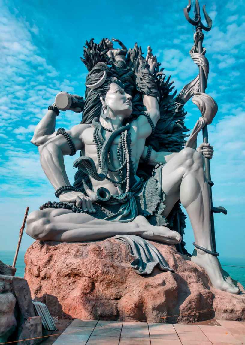 Shiva Linga, Glücksbringer, online, Meditation, Yoga, Mudra, Yogatrainer, my-lifestyler.com
