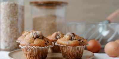 Bananen Muffin, Rezept, Frühstück, Ernährungsberater, intuitiv essen, Kalorientabelle, my-lifestyler.com
