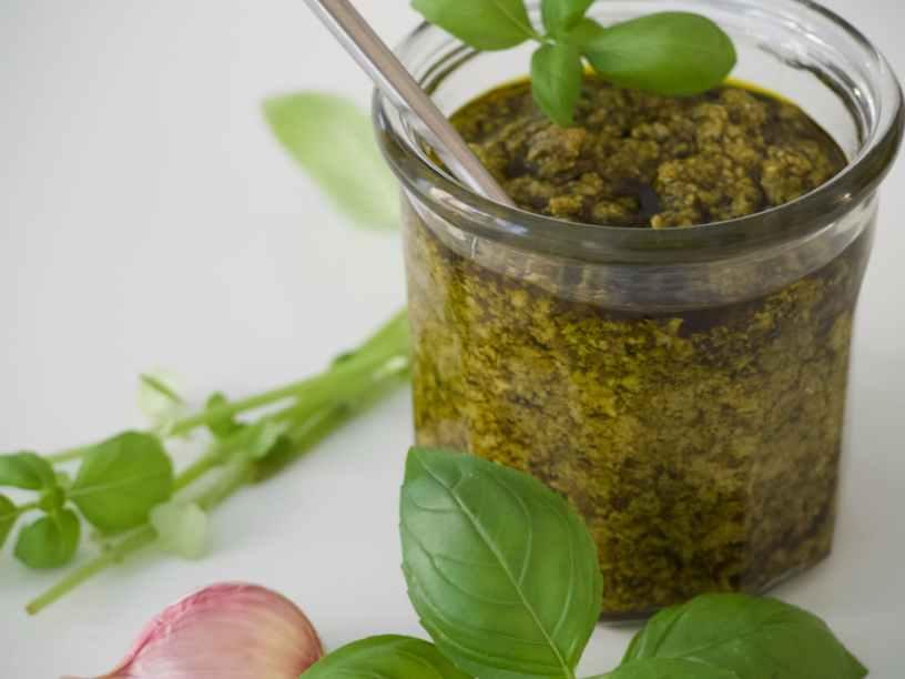 Pesto, vegan, Rezept, Nährwert, Ernährungsberater, my-lifestyler.com