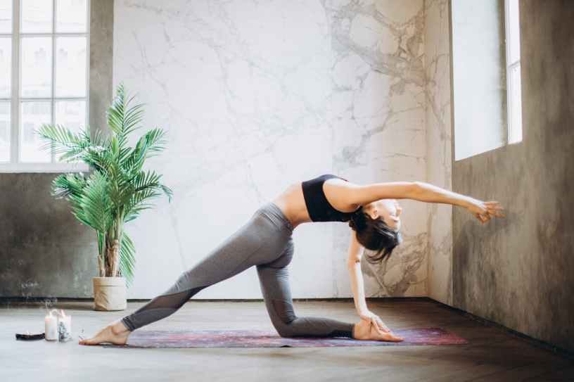Yoga, Asana, im knien, Yokakurs, Yogatrainer, my-lifestyler.com