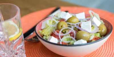 griechischer Salat, Rezept, vegetarisch, Ernährungsberater, my-lifestyler.com